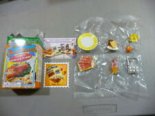 Re-ment Puchi Petite Fun Meals # 4 EGGS ECT.   Miniature Food NEW-BOX