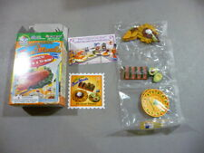 Re-ment Puchi Petite Fun Meals # 5 MEXICAN DINNER  Miniature Food, NEW- Box