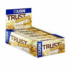 USN Low Carb Protein Delite 22 Helathy Snack Bar 12 x 60g + FREE GIFT
