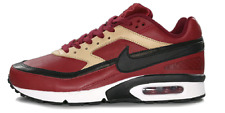 NIKE AIR MAX BW PREMIUM TEAM RED VACHETTA LTD 40.5-47 NUEVO 160€ classic 2017