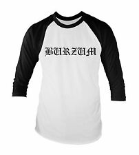 1Burzum Unisex Baseball T-Shirt All Sizes