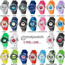 Orologio EMOTIWATCH Unisex Silicone Colorato Emotion I FEEL LIKE..