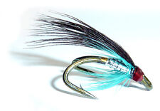 3x or 6x  MEDICINE MALLARD  (STWD32)  WEE DOUBLE Trout, Sea Trout & Salmon Flies