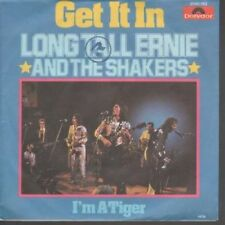 """LONG TALL ERNIE AND THE SHAKERS Get It In 7"""" VINYL German Polydor B/w I'm A"""