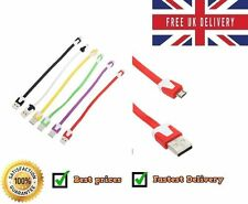 Short Micro USB V8 Data Charge Data Sync Cable For Samsung- Mobile Phones Tablet