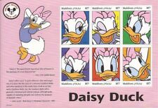 Maldives - 1999 Daisy Duck - 6 Stamp Sheet - Scott #2354 13E-467