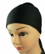 Under Scarf Bonnet Tie Back Cap for Hijab Head Scarf Chemo