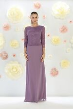 Mother of the Bride Long Dress Plus Size Formal Evening Gown Groom