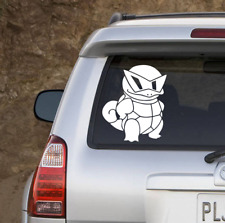 Pokemon Squirtle Squad Sticker   SET OF TWO   Squirtle Decal