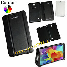 High-Quality Flap Flip Cover Case For Samsung Galaxy Tab-3, Tab-4,