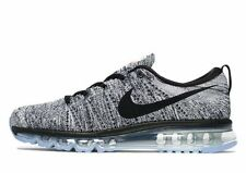 Nike Flyknit Air Max Men's Running Shoe Trainer Grey BRAND NEW RRP £205