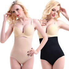 Fashion Pack of 2 Ladies HIGH WAIST Body Shaper Slimming Shapewear Tummy Control