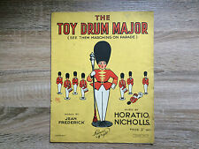 The Toy Drum Major by Horatio Nicholls 1924