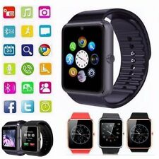 New 2017 GT08 Bluetooth Smart Watch Phone Wrist watch for Android and iOS