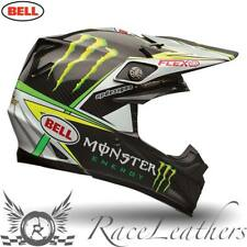 BELL 2016 MOTO-9 FLEX MONSTER PRO CIRCUIT MOTOCROSS MX MOTO MOTOCROSS CASCO