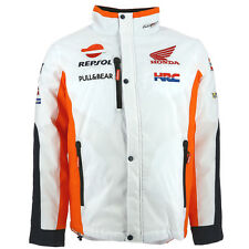 Honda Repsol Moto GP Team White Jacket Official 2017