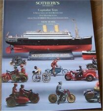 Sothebys 1994 FORBES Magazine Capitalist Toys Collection: Motorcycles, Boats