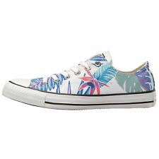 Converse Chuck Taylor All Stars Tropical Print Multi OX Low Top Mens Trainers