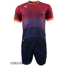 Completi calcio Legea - Kit Assen Burgundy / N.Blue MC