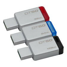 USB-Stick Kingston DataTraveler 50 Speicher Flash Drive USB 3.0 Pendrive 110MB/s