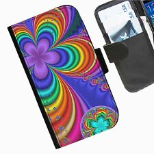 COLORIDO DISEÑO FLORAL Funda Carcasa para iPhone Samsung Sony Blackberry