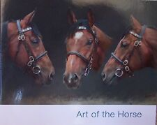 The Horse in Art,  English gallery exhibition, gorgeous pictures, hard to find