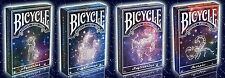 CARTE DA GIOCO BICYCLE CONSTELLATION SERIES,POKER SIZE EDIZIONE LIMITATA