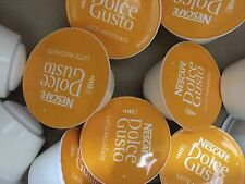 Dolce Gusto Latte Milk Or Coffee Pods/Capsules (50,100,200)