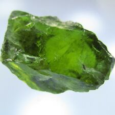 Natural Arizona Bright Apple Green Peridot Facet Cab Rough USA Gem Authentic BN
