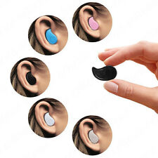 Mini Wireless Bluetooth 4.0 Stereo In-Ear Headset Earphone for Cell Phone