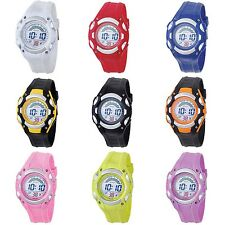 Montre-Concept Montre digital Femme / Enfant - Chrono - Alarme - Date - MR8528