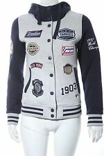 MAJOR LEAGUE BASEBALL Chaqueta con capucha multicolor look casual Mujeres