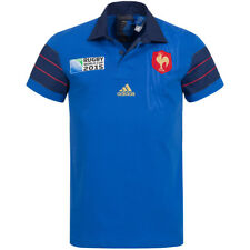 France Adidas Rugby World Cup Heim Maillot Fr. Fr A95803 Coupe Du Monde Neuf