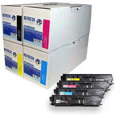 Valuepack of Remanufactured Brother TN329 Extra High Capacity Toner Cartridges