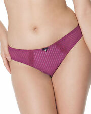Curvy Kate Ritzy Thong SG2102 Berry Purple * New Womens Lingerie