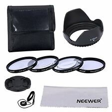 Neewer 58Mm Professional Close-Up Macro Accessory Kit For Canon Eos Rebel