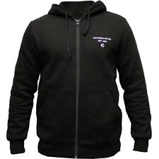Crooks & Castles Cocaine & Caviar Zip Hoodie Black
