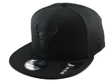 NEW ERA 9FIFTY SNAPBACK CAP. DIAMOND ERA CONTRAST. CHICAGO BULLS