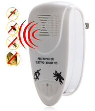 Ultrasonic Electric Pest Rat Repeller Plug In Pest Control Electromagnetic Mouse