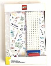 LEGO White Journal With Band 51525 Brand New in Box, Collectible