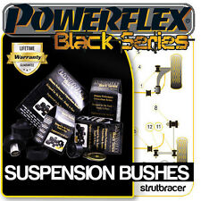 Vauxhall / Opel Astra MK1 - Kadett D (1980 - 1985) POWERFLEX BLACK SERIES BUSHES
