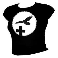 Restless Soul Brandon Lee - (The Crow Movie) CROW  Ladies T-shirt all sizes