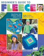Banar-Beginner`S Guide To Fleece  BOOK NUEVO