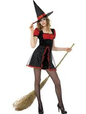 Teen Magic Star Witch Kids Halloween Fancy Dress Costume Party Outfit