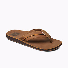Reef MARBEA WP RA32X9BZB MENS BRONZE BROWN FLIP FLOP SANDALS