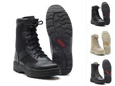 McA Army Stiefel Arbeitsschuhe Kampfstiefel outdoor Boots Securitystiefel 37-47