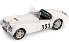 BRUMM R103 R104 R164 JAGUAR XK120 diecast model racing cars LeMans /Rally 1:43rd