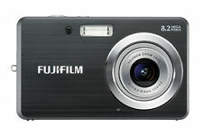 Fujifilm FinePix J Series J10 8.2MP Digital Camera - Red-