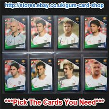 PANINI EURO 2004 (201 TO 334) (VG) *CHOOSE THE STICKERS YOU NEED*