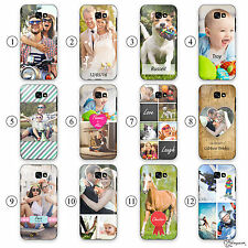 HAIRYWORM PERSONALISED PHOTO EFFECTS, TEXT PLASTIC PHONE CASE FOR SAMSUNG